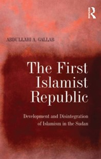 (ebook) The First Islamist Republic - History African