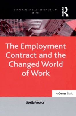 (ebook) The Employment Contract and the Changed World of Work
