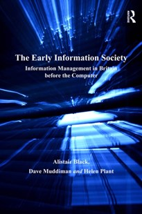 (ebook) The Early Information Society - Business & Finance Business Communication