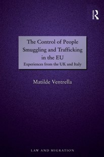 (ebook) The Control of People Smuggling and Trafficking in the EU - Reference Law