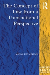 (ebook) Concept of Law from a Transnational Perspective - Reference Law