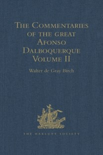 (ebook) Commentaries of the Great Afonso Dalboquerque - History Asia