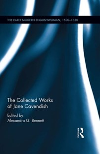 (ebook) Collected Works of Jane Cavendish - Poetry & Drama Plays