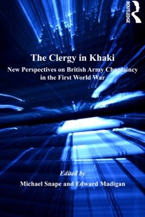 (ebook) Clergy in Khaki - History European