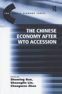 (ebook) The Chinese Economy after WTO Accession - Business & Finance Ecommerce