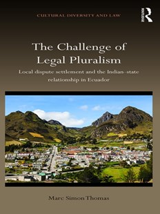 (ebook) Challenge of Legal Pluralism - Reference Law
