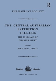 (ebook) Central Australian Expedition 1844-1846 / The Journals of Charles Sturt - Biographies General Biographies