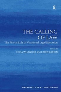 (ebook) The Calling of Law - Business & Finance Sales & Marketing