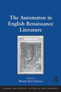 (ebook) The Automaton in English Renaissance Literature - Reference
