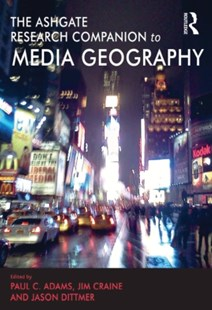 (ebook) The Routledge Research Companion to Media Geography - Science & Technology Environment