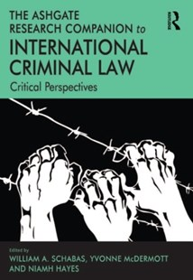 (ebook) The Ashgate Research Companion to International Criminal Law - Reference Law