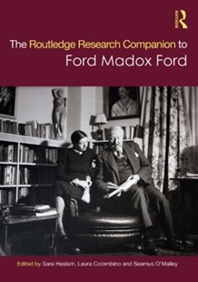 (ebook) Routledge Research Companion to Ford Madox Ford - Reference