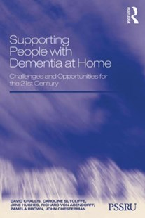 (ebook) Supporting People with Dementia at Home - Health & Wellbeing Lifestyle