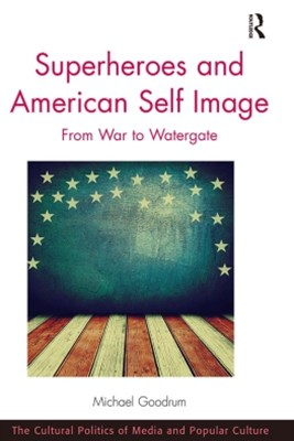 (ebook) Superheroes and American Self Image