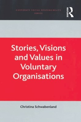 Stories, Visions and Values in Voluntary Organisations
