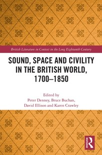 (ebook) Sound, Space and Civility in the British World, 1700-1850 - History