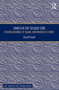 (ebook) Shari`a in the Secular State - Reference Law