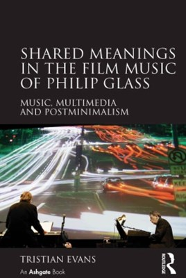 (ebook) Shared Meanings in the Film Music of Philip Glass
