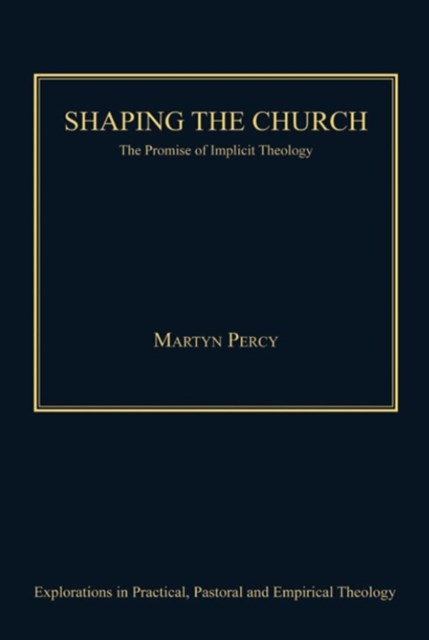(ebook) Shaping the Church