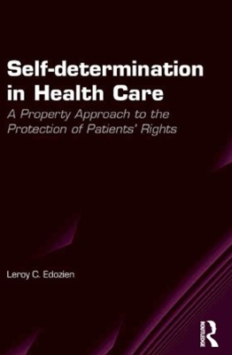 (ebook) Self-determination in Health Care