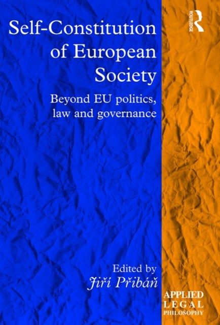 (ebook) Self-Constitution of European Society