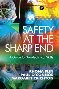 (ebook) Safety at the Sharp End - Business & Finance Human Resource