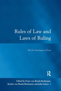 (ebook) Rules of Law and Laws of Ruling - Reference Law