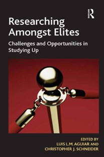 (ebook) Researching Amongst Elites - Reference