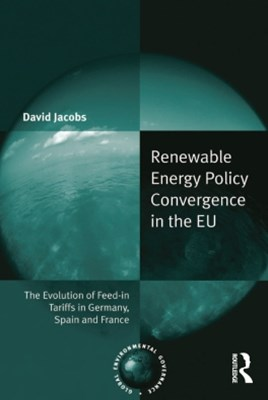 (ebook) Renewable Energy Policy Convergence in the EU