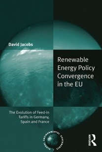 (ebook) Renewable Energy Policy Convergence in the EU - Business & Finance Organisation & Operations