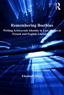 (ebook) Remembering Boethius - History Ancient & Medieval History