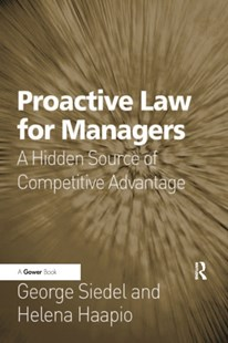 (ebook) Proactive Law for Managers - Art & Architecture Art Technique