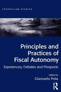 (ebook) Principles and Practices of Fiscal Autonomy - Business & Finance Ecommerce