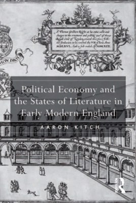 (ebook) Political Economy and the States of Literature in Early Modern England