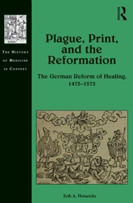 (ebook) Plague, Print, and the Reformation