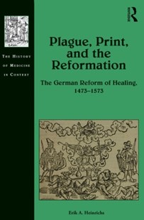 (ebook) Plague, Print, and the Reformation - History Modern