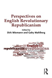 (ebook) Perspectives on English Revolutionary Republicanism - History European