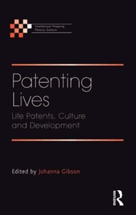 (ebook) Patenting Lives - Reference Law