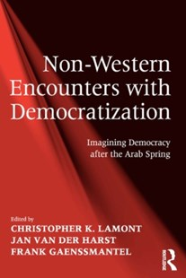 (ebook) Non-Western Encounters with Democratization - Politics Political Issues