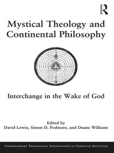 (ebook) Mystical Theology and Continental Philosophy - Religion & Spirituality Spirituality
