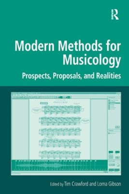 (ebook) Modern Methods for Musicology