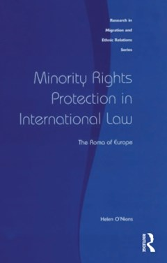 Minority Rights Protection in International Law