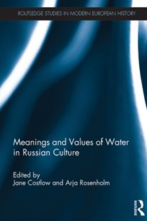 (ebook) Meanings and Values of Water in Russian Culture - History European