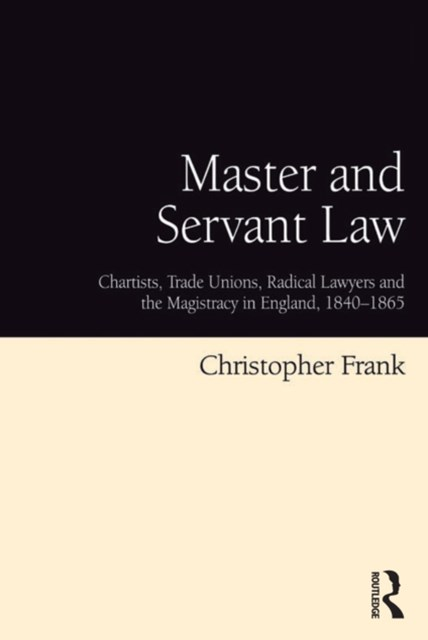 (ebook) Master and Servant Law