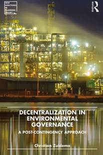 (ebook) Decentralization in Environmental Governance - Politics Political Issues