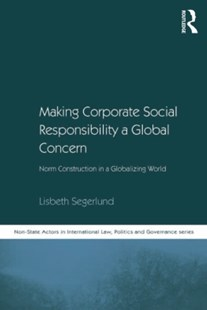(ebook) Making Corporate Social Responsibility a Global Concern - Business & Finance Organisation & Operations