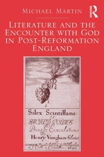 (ebook) Literature and the Encounter with God in Post-Reformation England - Reference