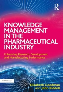 (ebook) Knowledge Management in the Pharmaceutical Industry - Business & Finance Careers