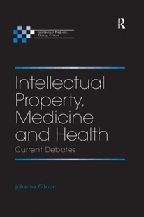 (ebook) Intellectual Property, Medicine and Health - Reference Law