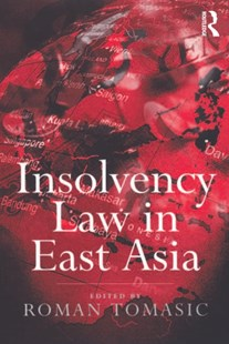 (ebook) Insolvency Law in East Asia - Reference Law